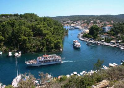 Excursions Corfu