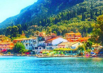 Avra hotel Benitses Corfu