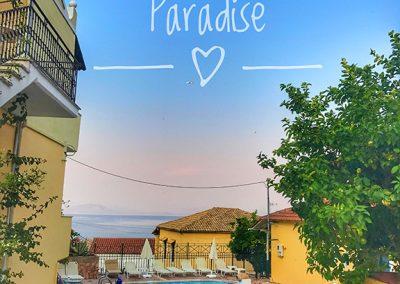 Avra Sea View Paradise Moraitka Corfu Hotels