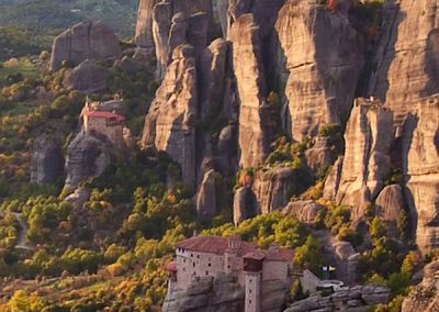 Meteora Excursions from Corfu with Avra hotel