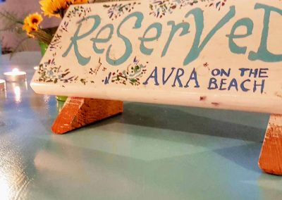 Avra on the Beach Taverna Corfu Greece