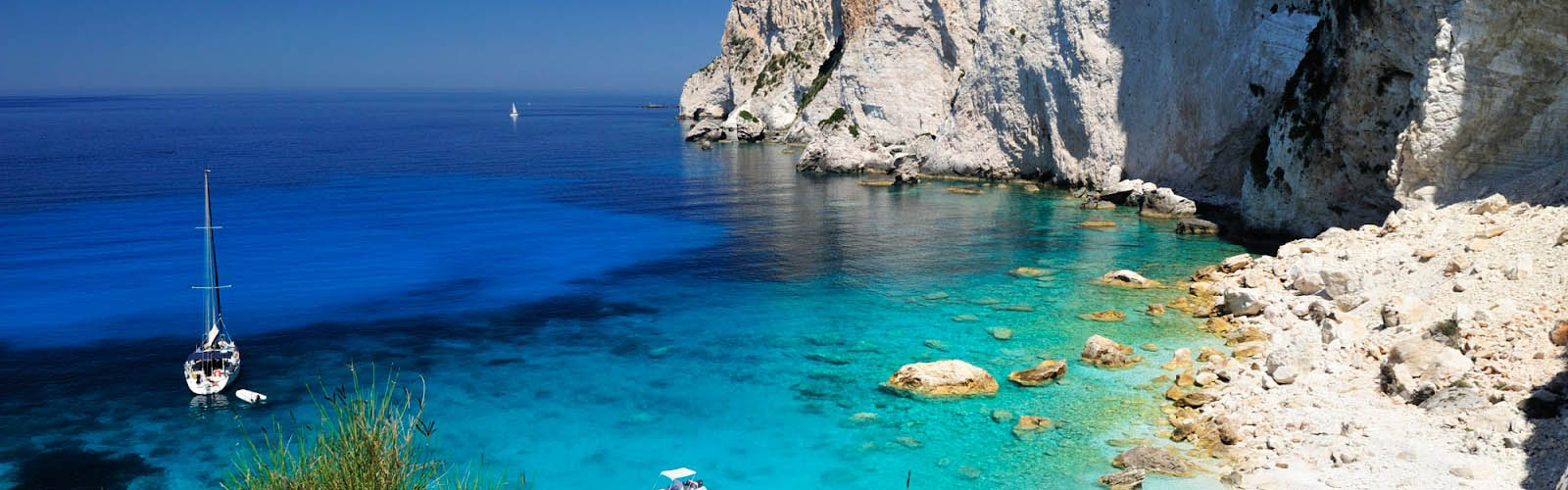 CRUISE TO PAXOS-ANTIPAXOS-BLUE CAVES