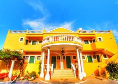 avra paradise sea view hotels moraitika corfu